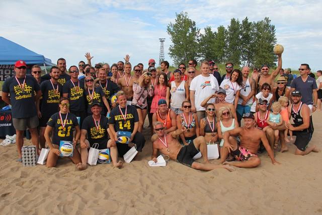 Polonijny Turniej Siatkówki Plażowej