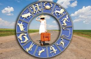 horoskop podroze
