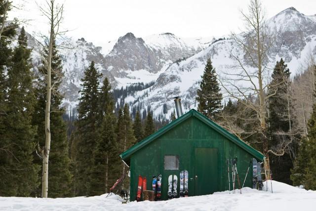 ridgeway hut
