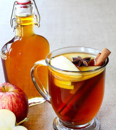 tea with rum
